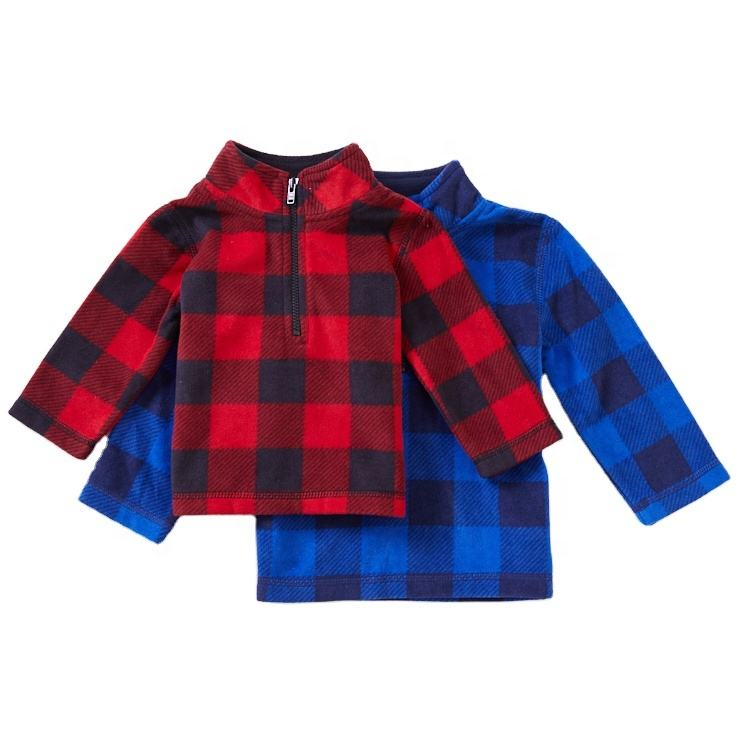 Wholesale Spring And Autumn Children Clothes Long Sleeve Top Shirt Boys Jacket