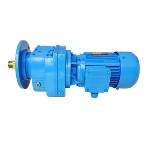 R series Modular helical reduction gearbox
