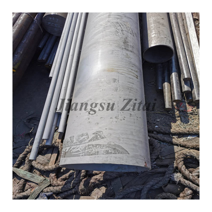 High Quality 250mm stainless steel pipe