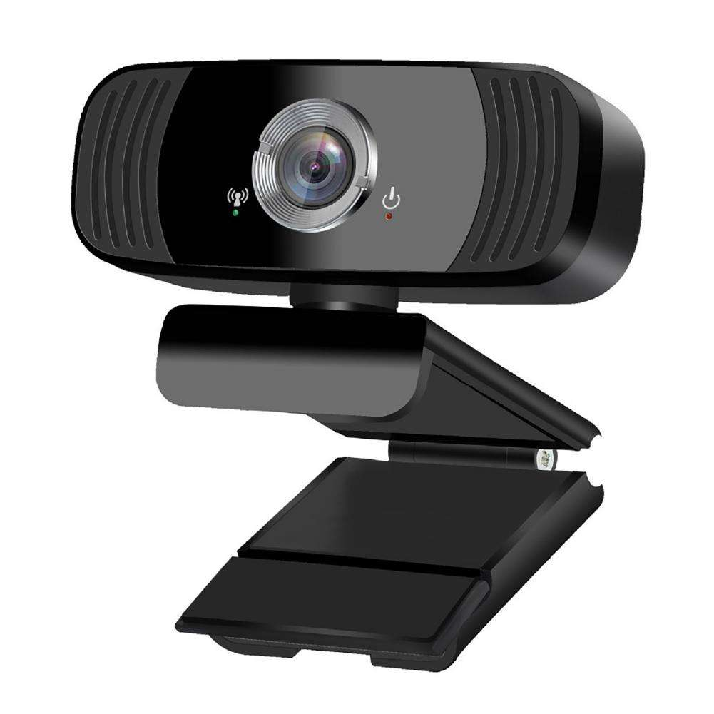 Full HD 1080P Webcam USB With Mic Flexible Rotatable Laptops Desktop Camera for Online Education