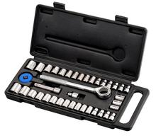 wholesale jinhua factory 40pcs socket tool set hardware tools