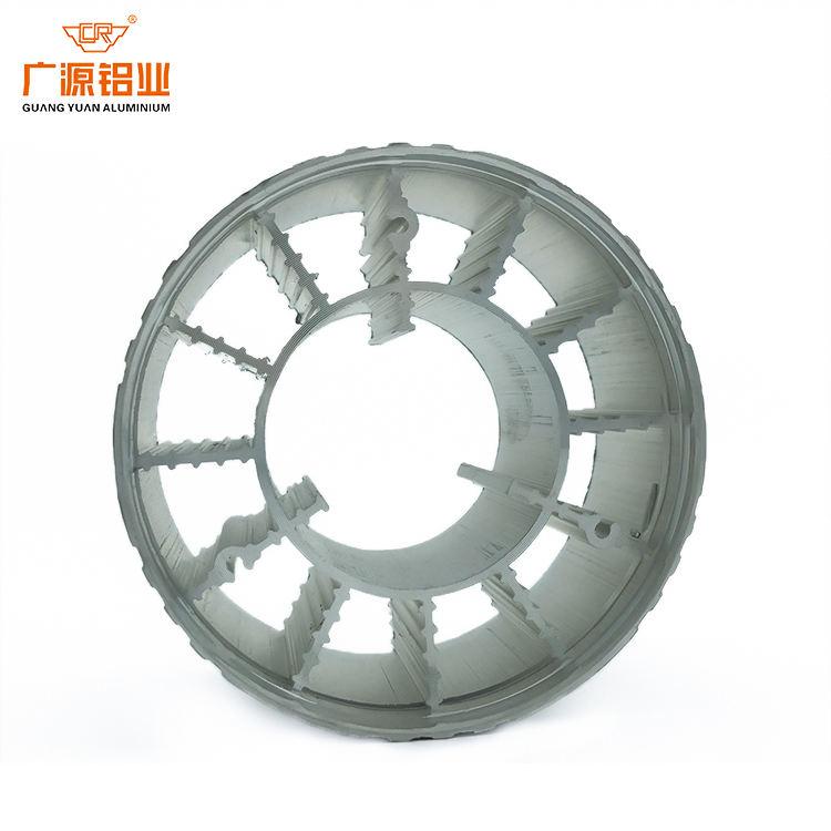 Dissipatore di calore <span class=keywords><strong>80</strong></span> millimetri rotonda estrusione di alluminio fornitore della cina