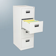 Top Brand Luoyang Huadu Vertical Office Furniture A4 Specifications 4 Four Metal Drawer Steel Filing Cabinet