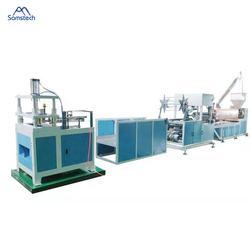 Samstech Plastic Tray Thermoforming Machine Forming Machine Vacuum Forming Machine
