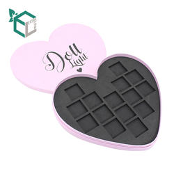 Custom Cosmetics Empty Eyeshadow Palette Packaging Box