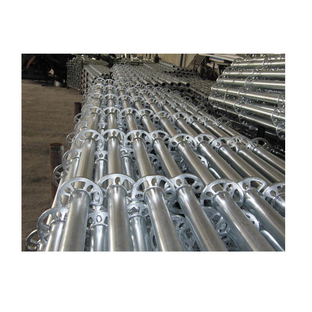 Galvanized Steel Layher Allround Scaffold(Made In Guangzhou,China)
