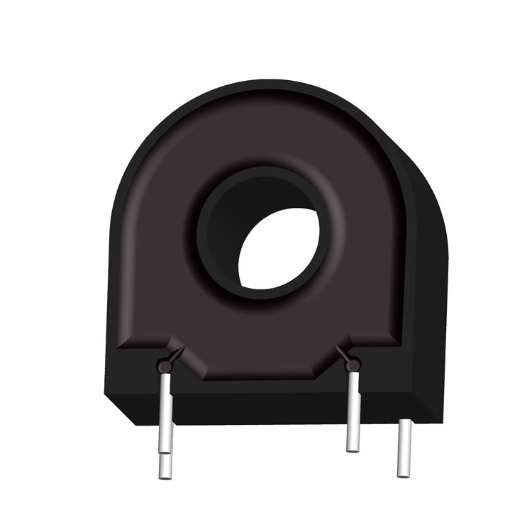 20-50A current transformer 9mm diameter ac multi-function current transducer