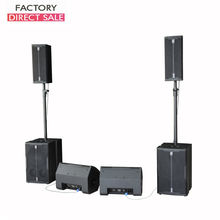 Dare portable powered/active column speaker PA systems for bar club musician