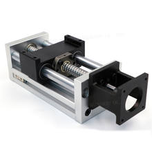 Ball Screw Drive Actuator XYZ Linear Stages Guide for CNC Machinery