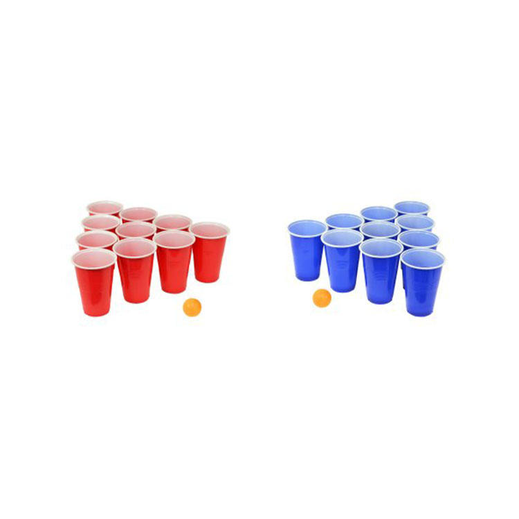 Wholesale Cup and Ball Game Drinking Game Beer Pong Set