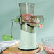 Kitchen Tools Multi-functional Household Plastic Manual Mince Meat Grinder Mini Food Chopper