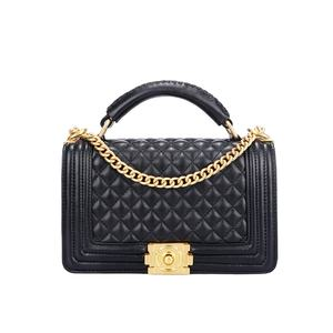 Sac a main femme Branded Handbag Quilted Chain Tote Bag Latest Women Channel Bags Designer Purses and Ladies Handbags 2020