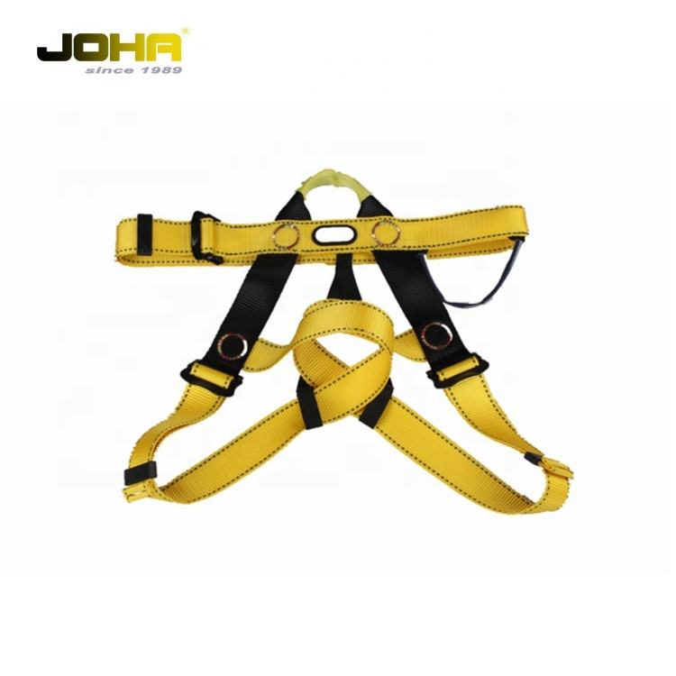 OEM Outdoor Rock Climbing Setengah Body <span class=keywords><strong>Safety</strong></span> <span class=keywords><strong>Harness</strong></span>