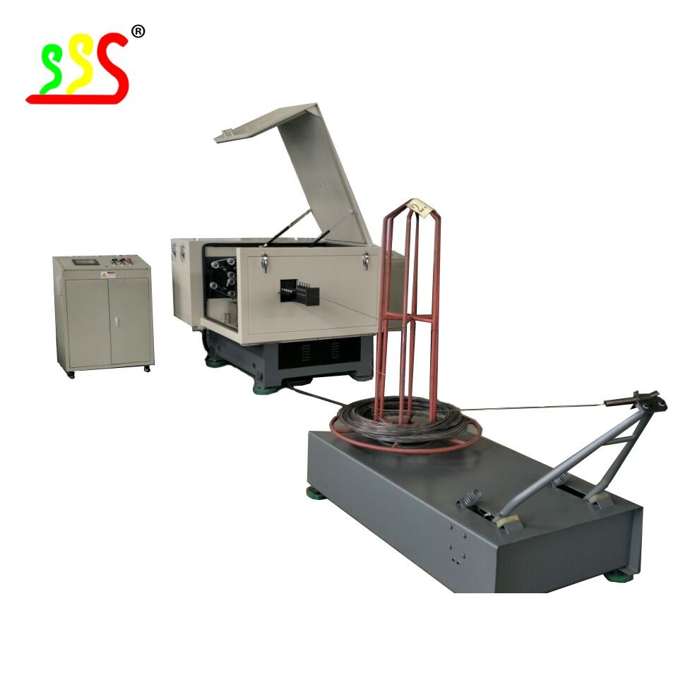 High Speed Automatic Nail Making Machine SSS-YH-ZDJ-90