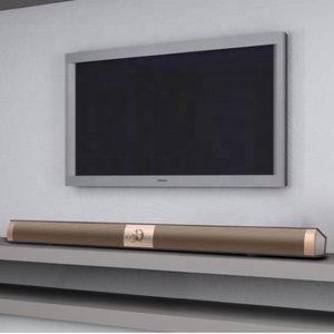 Tv Soundbar Home Theater Sistem Gigi Biru Sound Bar Speaker USB TF Kartu AUX BT Suara Berkualitas Tinggi Bar 2.0