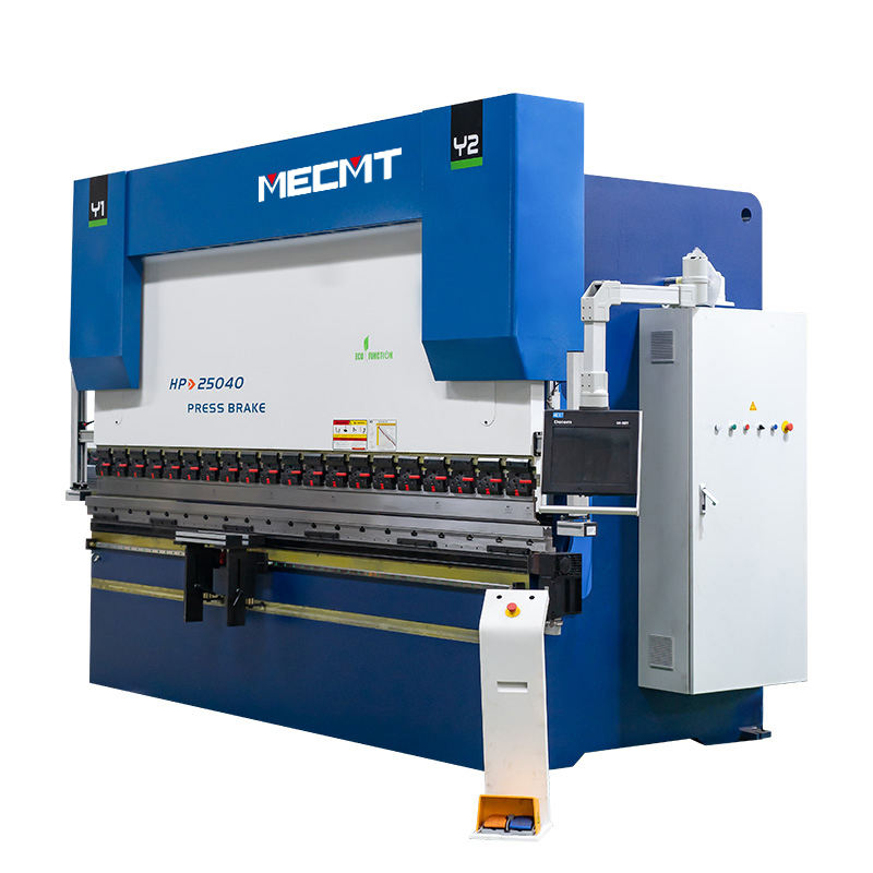 China 6000mm 2500mm cnc hydraulic press brake used pipe tube controller horizontal manual metal bending machine