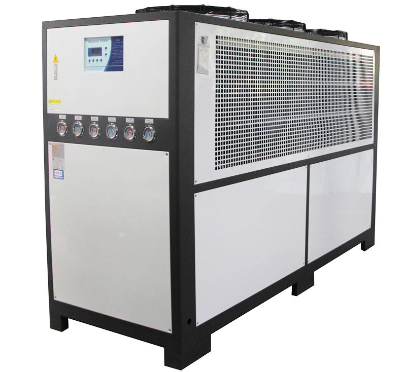 Industri <span class=keywords><strong>CO2</strong></span> Air-Cooled Chiller Distributor Di Mesin