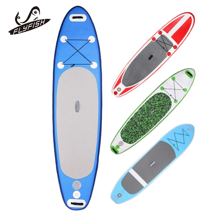 High quality wholesale surfboard Double Layer Drop Stitch PVC inflatable sup stand up paddle boards