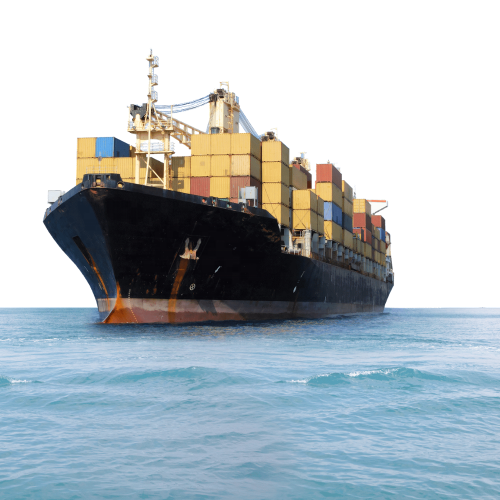 Sea freight transport China consolidation service to South Africa Afghanistan
