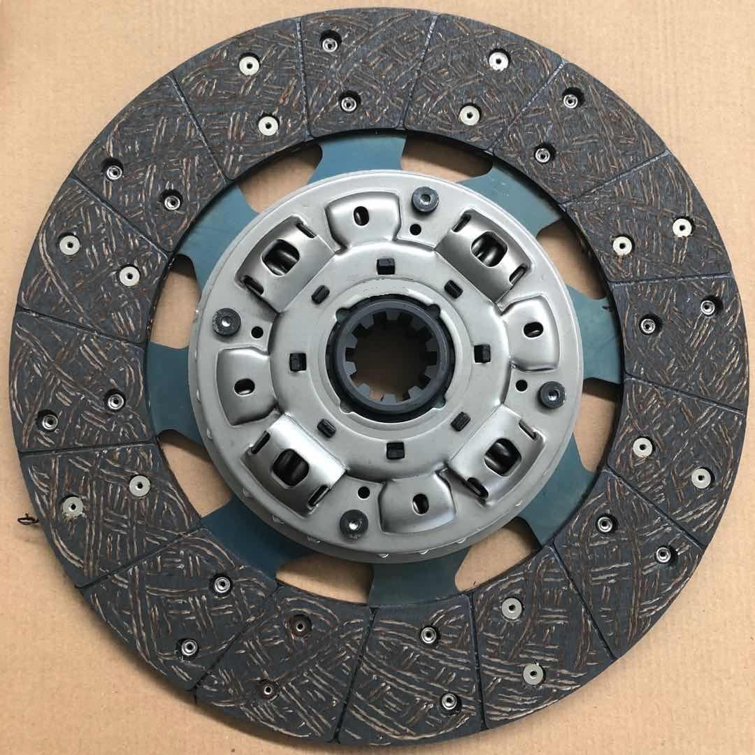 Zpartners car manuel clutch press plate truck semi auto clutch disc for Toyota Hino HO7D 325mm auto clutch driving kit