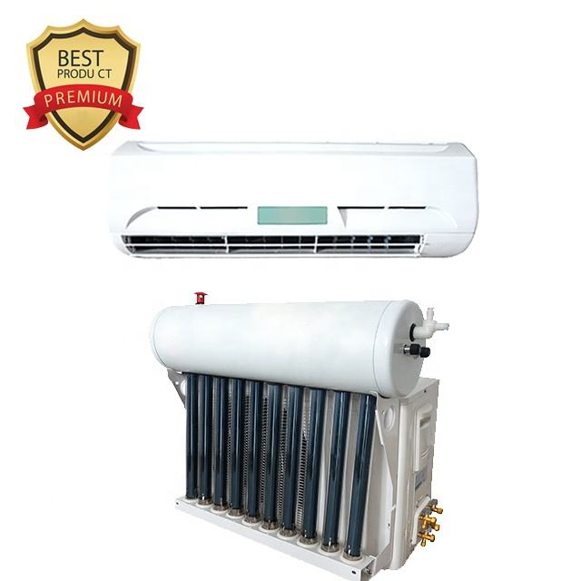 ELEMAC hot sale 18000Btu wall mounted type hybrid split unit AC DC solar air Conditioner with high quality