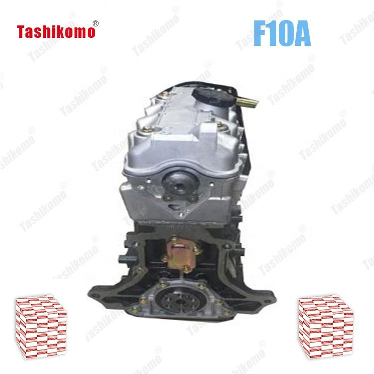Hot Sale car engine F10A Engine with 4 Cylinder for Suzuki/Wuling