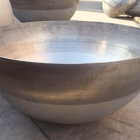 wholesale iron half sphere 800mm 36'' mild iron steel hemisphere