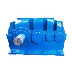 Food Packaging ZD ZQ JZQ ZL ZS Involute Cylindrical Speed Reducer Gearbox