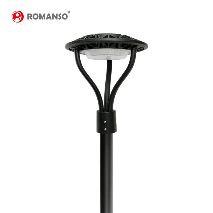 Outdoor IP65 Pole Gebied Verlichting Stand Alone Pack Tuin 60W 100W 150W Led Post Top Licht