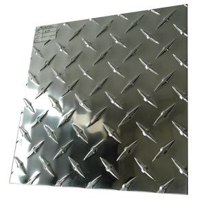 Aluminum Checkerboard 5,0//6,5 mm Quintet Warts Tin Plate tears plate made to measure