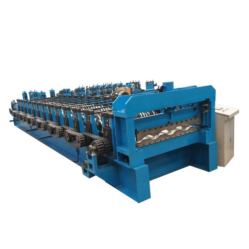 Instrument For Car Panel/ Color Steel Plate Roll Forming Machine