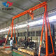 Mobile Gantry Crane Gantry Cranes Business Portable Mobile Container Gantry Crane For Lifting Heavy Things
