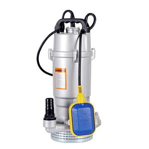 0.75KW 220V aluminum/iron body electric submersible 1hp water pump