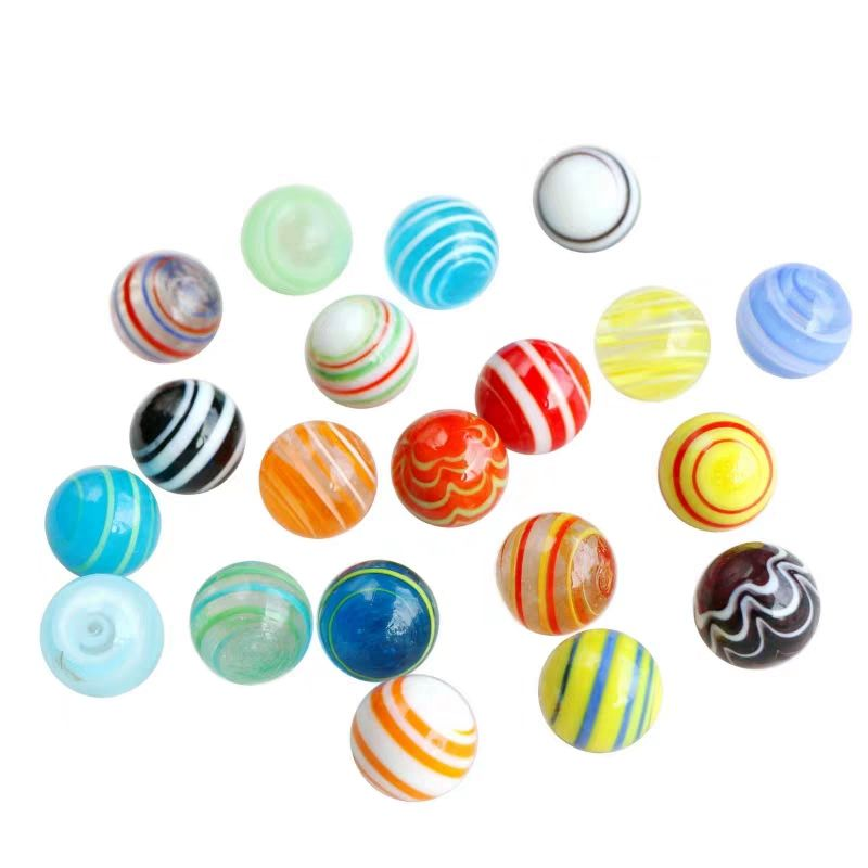 14mm 16mm 22mm 25mm glass bead color decorative glass ball