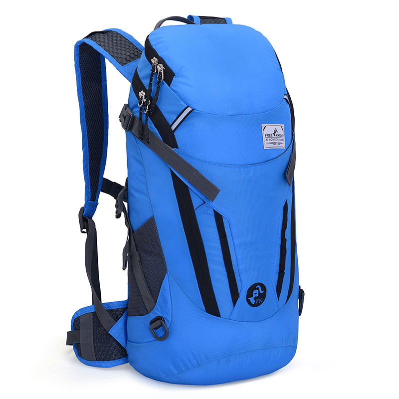 30L Outdoor Sport Waterproof Lightweight Waterproof polyester Travelling Camping Bag Hiking Backpack