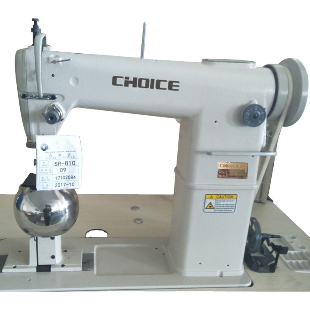 GOLDEN CHOICE GC-810w single needle post bed wig sewing machine