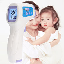 DM300 Non contact infrared fever meter thermometer child body temperature monitor celsius fahrenheit adjustable