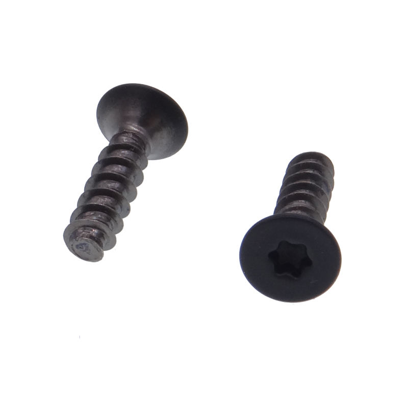 Shining surface cheese flat head screw for mobile phone screw