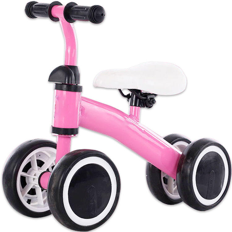 Mini Kid Foldable Folding 3-4 Wheels Balance Bike For Baby Bicycle