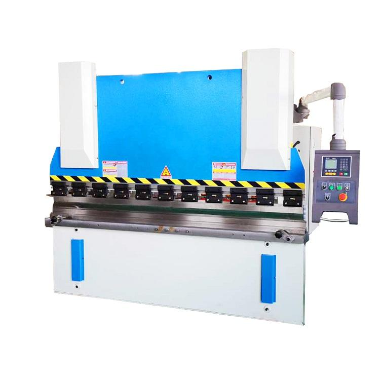 2019 hydraulic CNC sheet metal bending machine hydraulic press brake