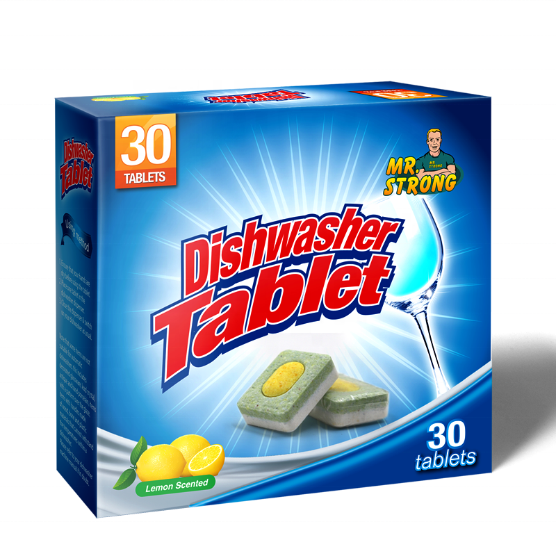 High quality all in one dishwasher tablets