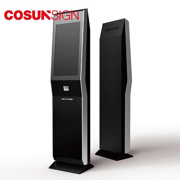 Cosun Interactive Touch Screen 42 Inch Multimedia Self Service Cash Dispenser Kiosk