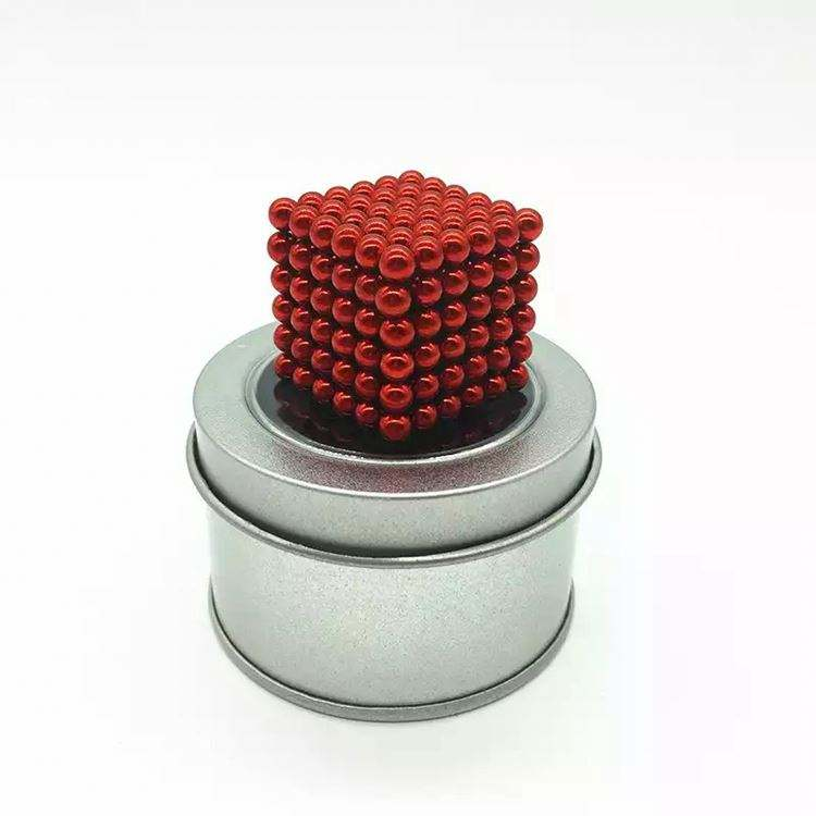3 days Lead Time N35 Neodymium 216 Magnetic Ball for sales