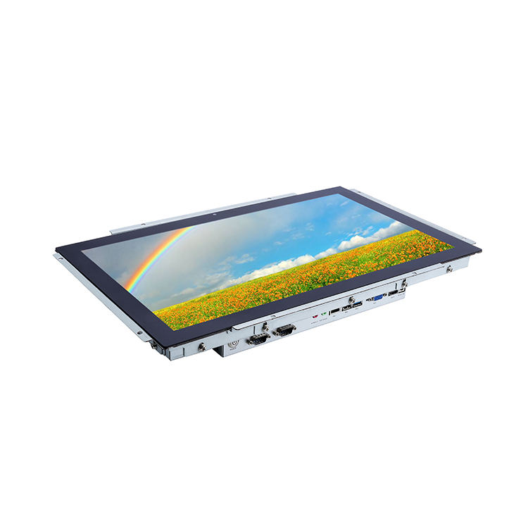 Open frame 23.6 inch capacitive touch screen all in one pc