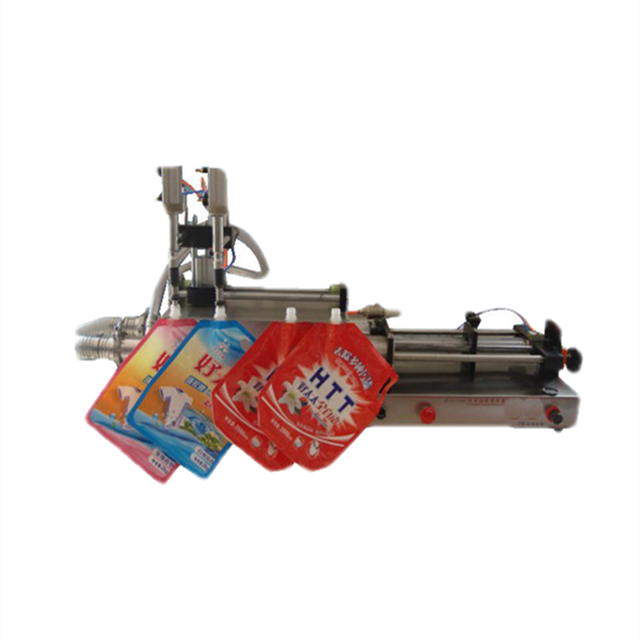 KA PACKING Semi automatic liquid tomato/sugar cane juice bags filling machines