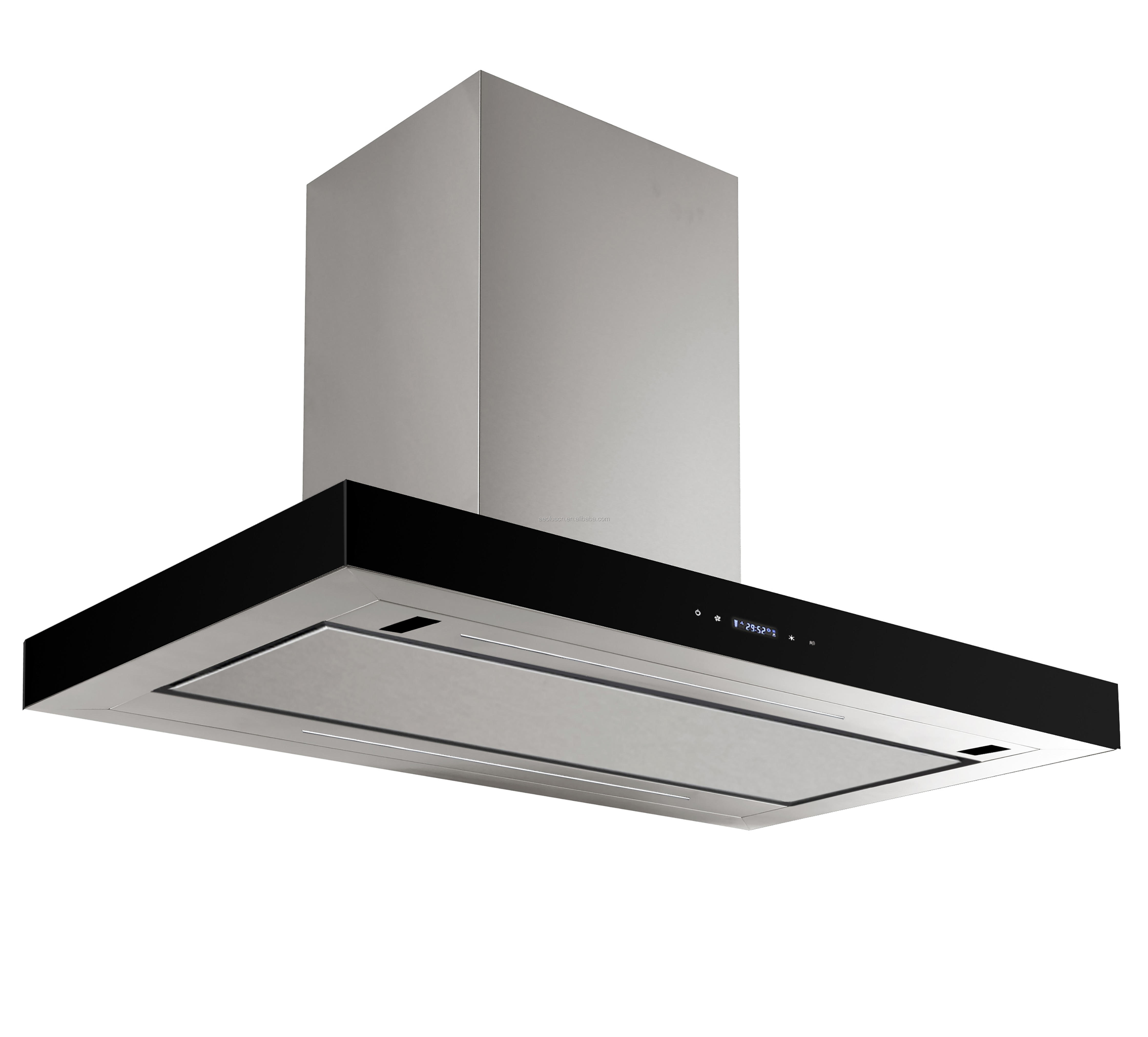 The best Island range hood remote control energy classA A+ 90cm