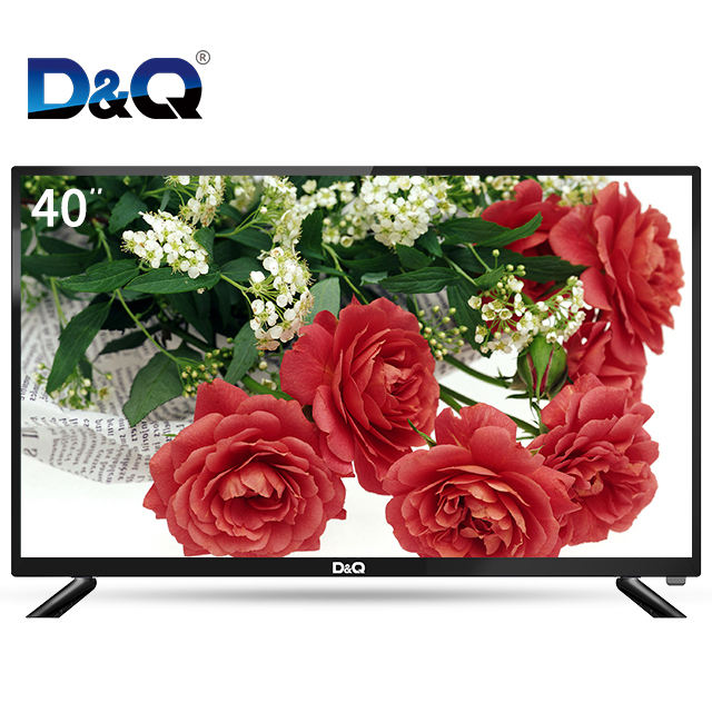 read to ship chinese factory ISDB-T DVB-T2 S2 40inch led tv android smart tv television