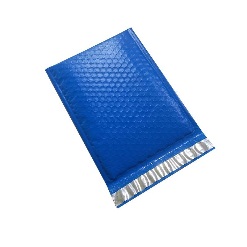 Clear Protective Bubble Bule Self-Sealing Wrap Bags Custom Bubble Mailer for Mail and Storage