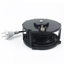 110v 3m automatic 100 meter industrial type retractable cable reel drum roller
