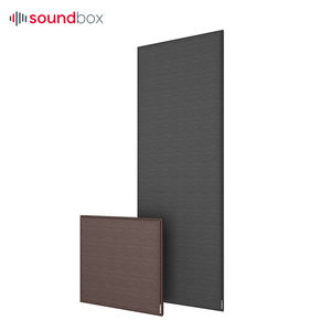 Hot Sell New Design Environmental Sound Absorber Device Fiberglass Acoustic Panel